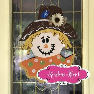 Painted Wooden Door Hangers