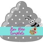 bee hive template