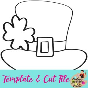 Hat Template and Cut File