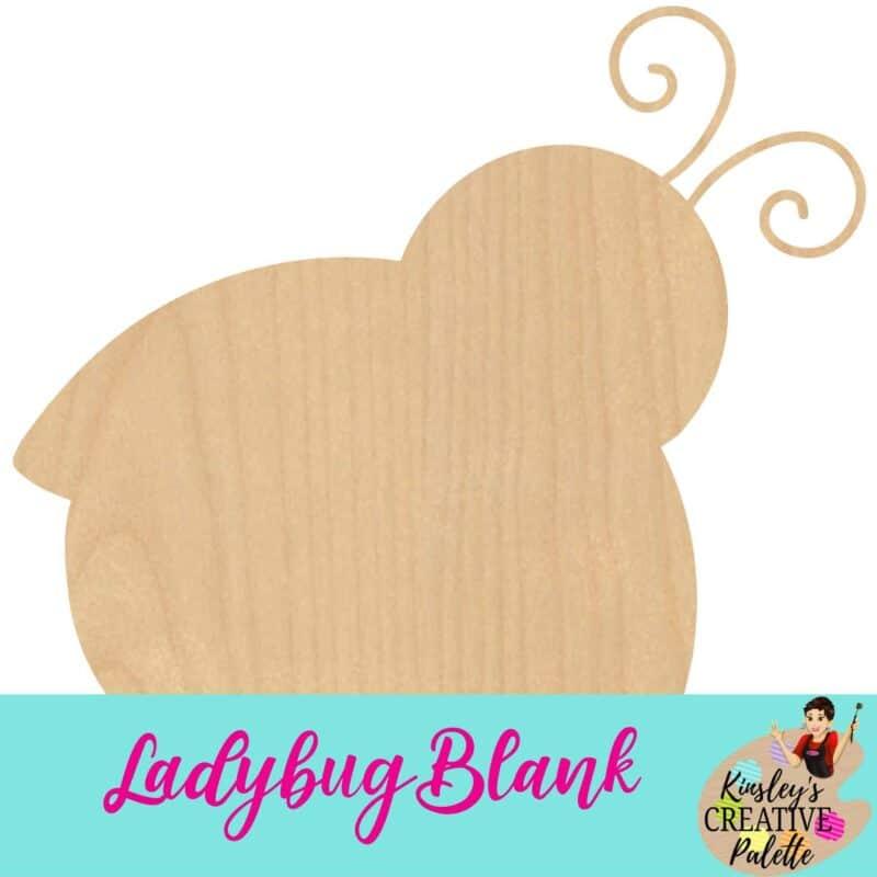 Ladybug Blank