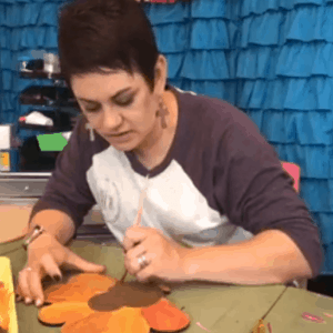 Paint a Mini-Turkey
