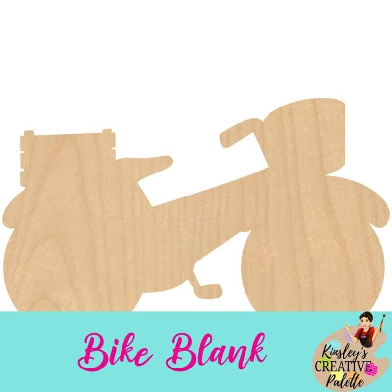 Bike Blank