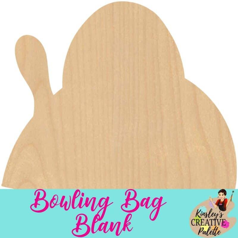Bowling Bag Blank