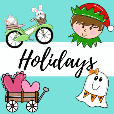 Holiday templates