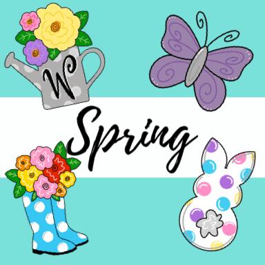 Spring Blanks