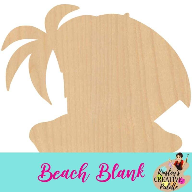 Beach Blank