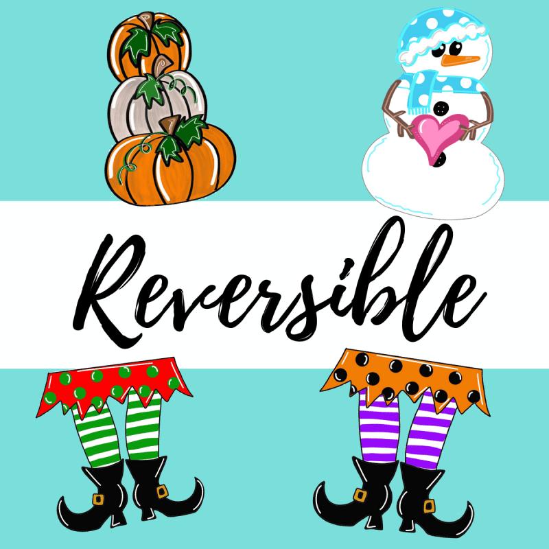 Reversible Door Hangers Blanks