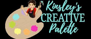 KINSLEYS CREATIVE PALETTE CARTOON