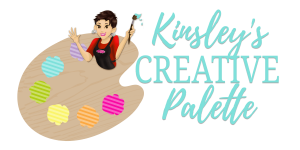 KINSLEYS CREATIVE PALETTE CARTOON