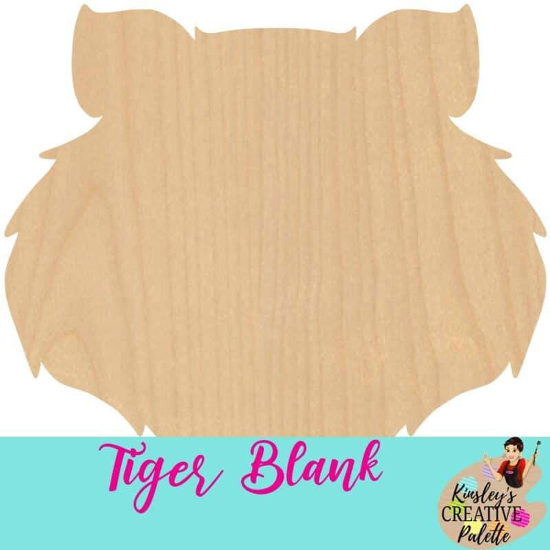 Tiger Blank