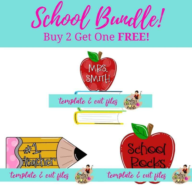 School Template Bundle